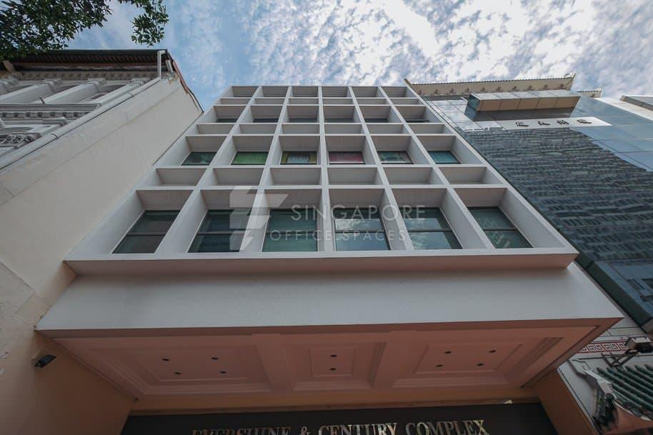 Evershine Century Complex Office For Rent Singapore 61