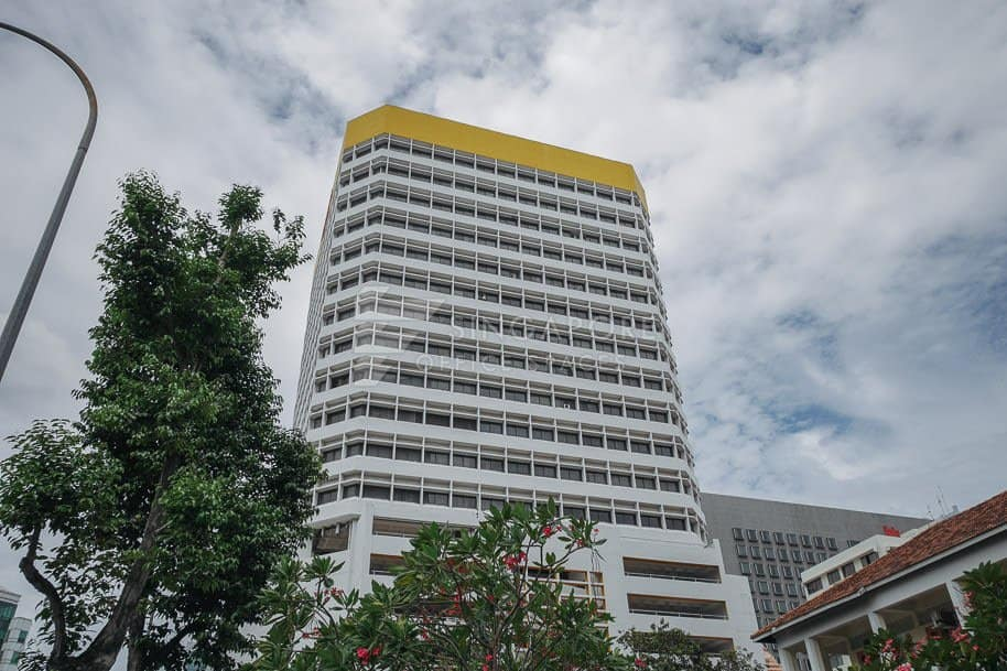 Fortune Centre Office For Rent Singapore 93