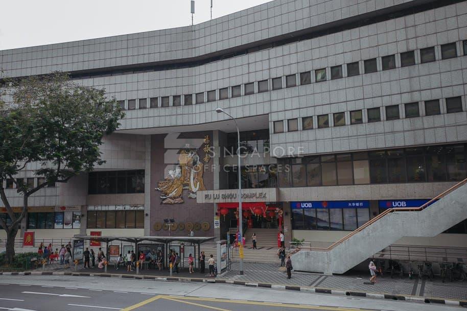 Fu Lu Shou Complex Office For Rent Singapore 299