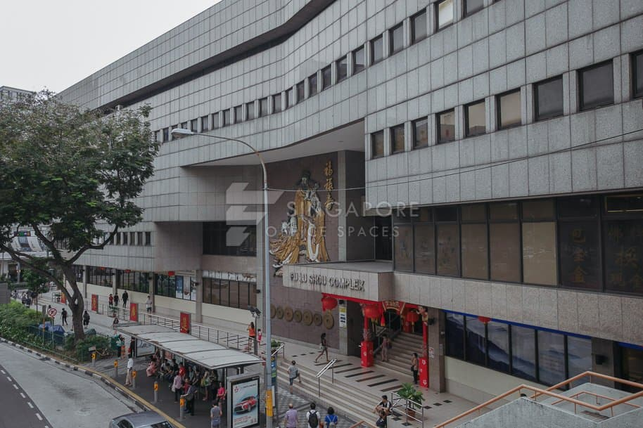 Fu Lu Shou Complex Office For Rent Singapore 300
