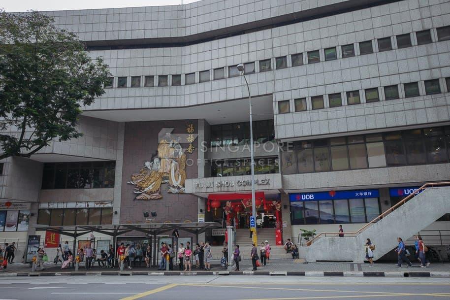 Fu Lu Shou Complex Office For Rent Singapore 301
