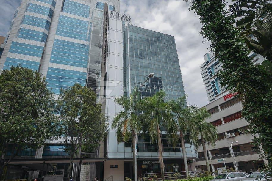 Kh Kea Building Office For Rent Singapore 83