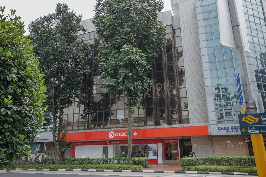 Ocbc North Branch Office For Rent Singapore 89