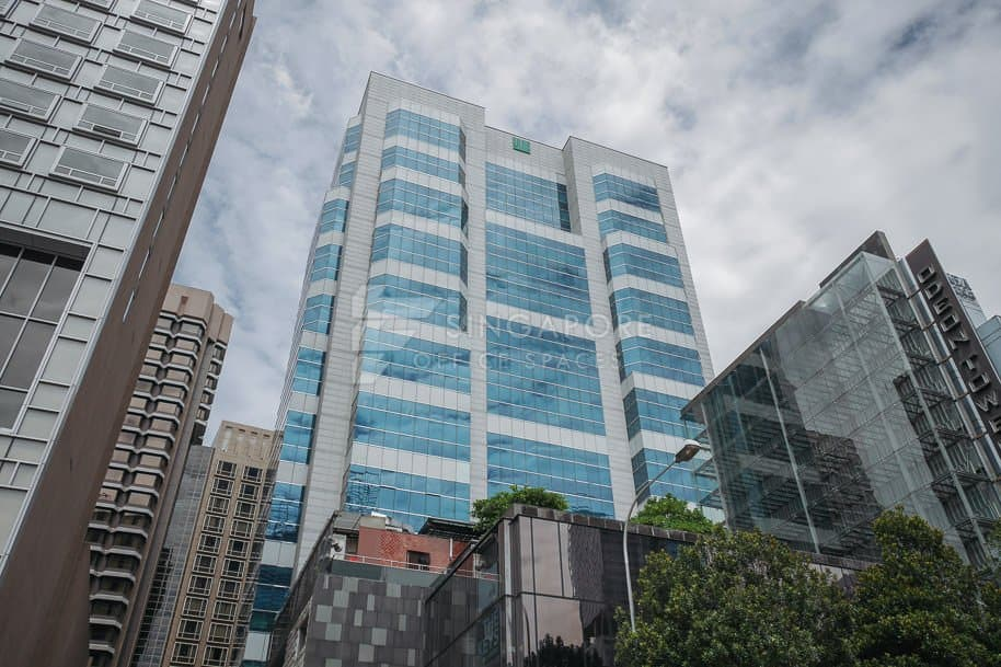 Odeon Towers Office For Rent Singapore 81