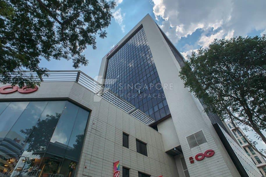 Og Albert Complex Office For Rent Singapore 1035