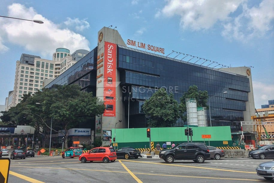 Sim Lim Square Office For Rent Singapore 01