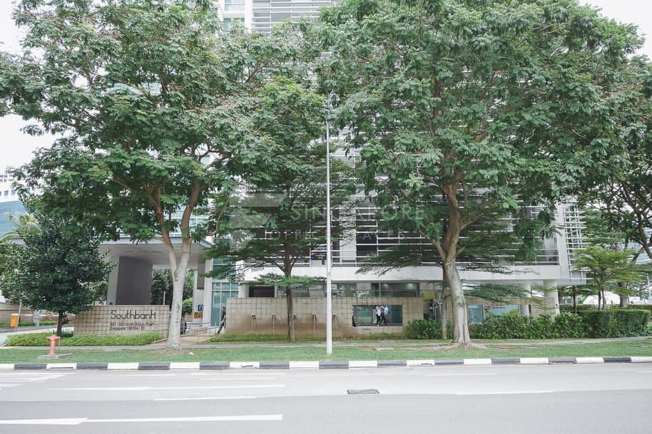 Southbank Office For Rent Singapore 1105