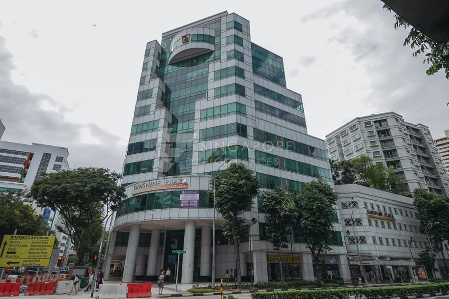 Sunshine Plaza Office For Rent Singapore 107