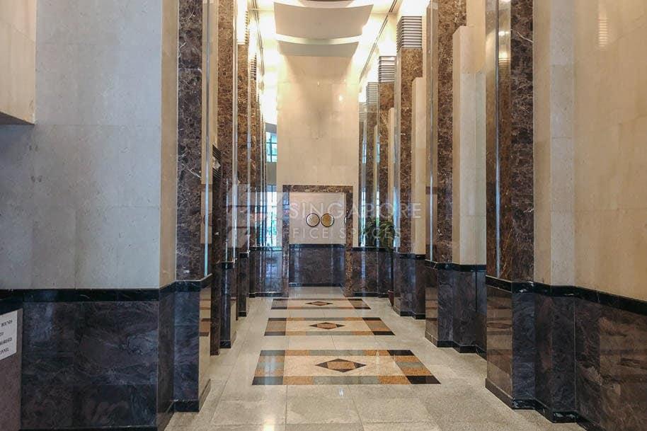 The Bencoolen Office For Rent Singapore 854