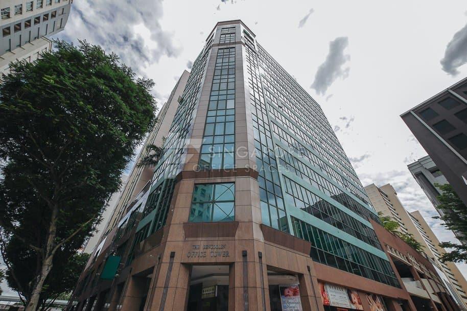 The Bencoolen Office For Rent Singapore 96