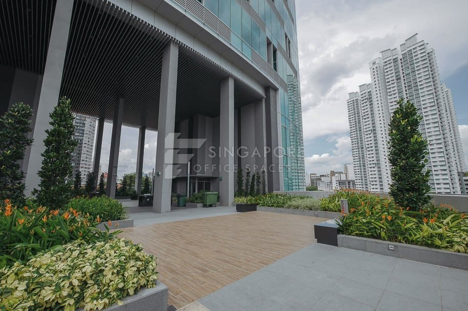 Arc 380 Office For Rent Singapore 865