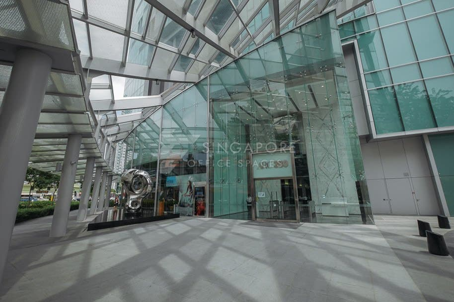 Arc 380 Office For Rent Singapore 869