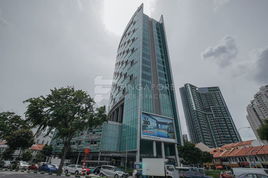 Arc 380 Office For Rent Singapore 870