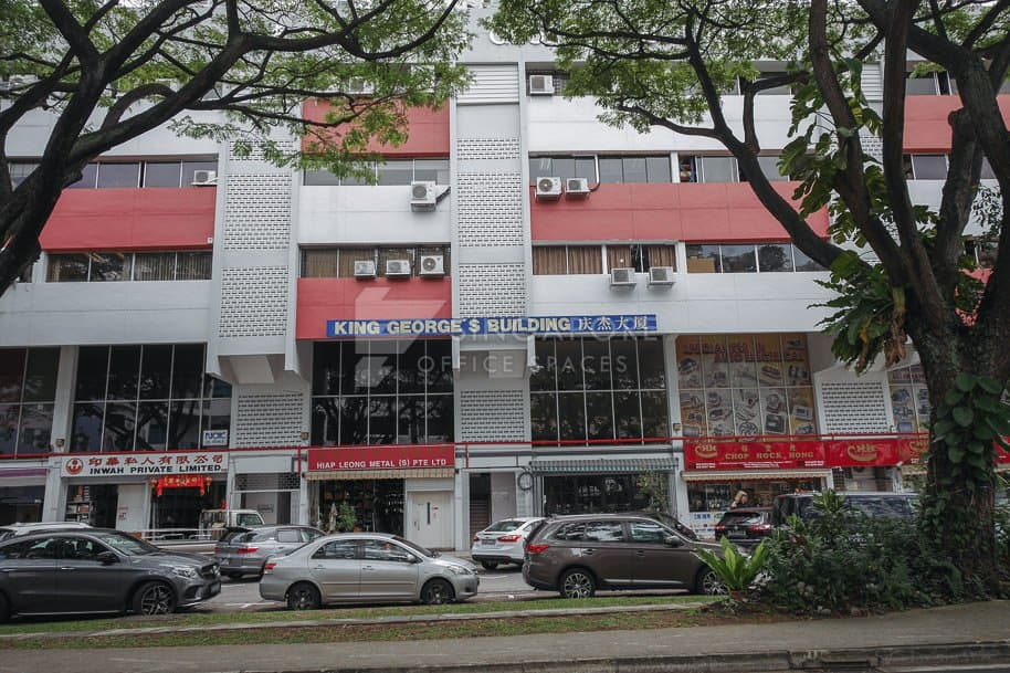 King Georges Building Office For Rent Singapore 856