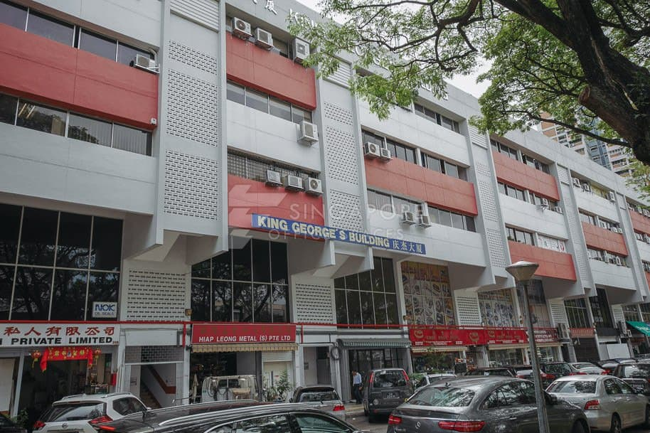 King Georges Building Office For Rent Singapore 859