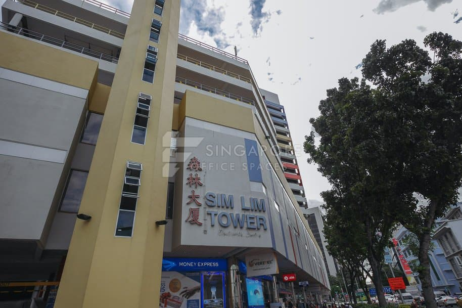 Sim Lim Tower Office For Rent Singapore 118