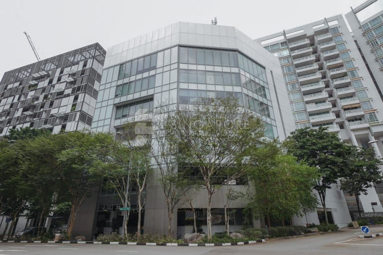 22 Martin Road Office For Rent Singapore 1025