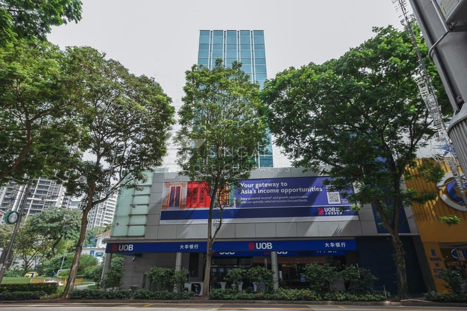 Faber House Office For Rent Singapore 220