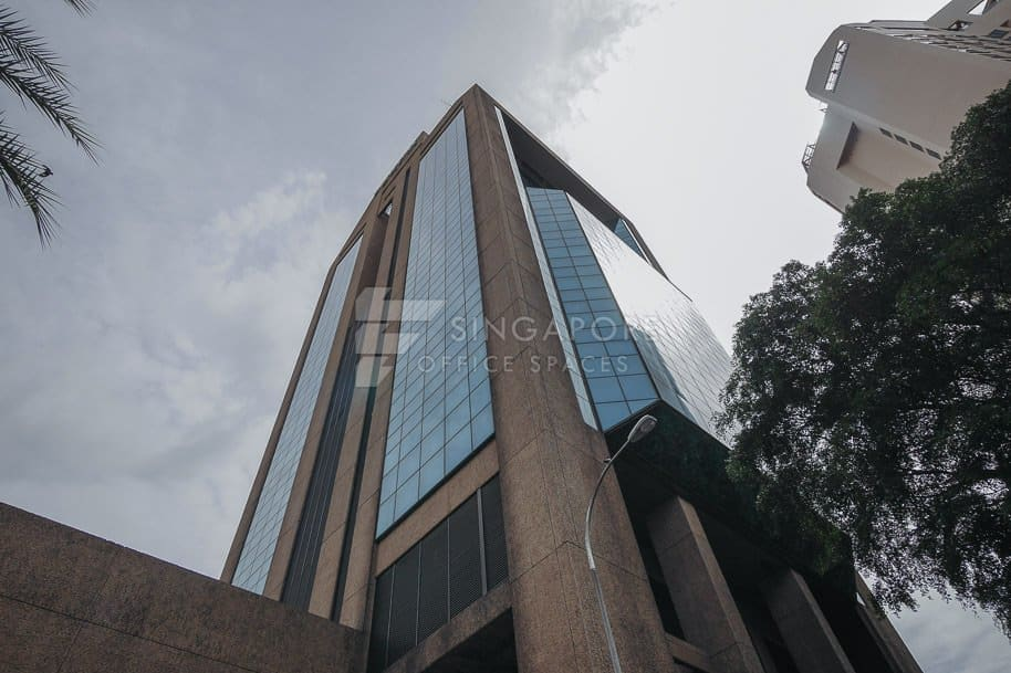 Forum Office Tower Office For Rent Singapore 260