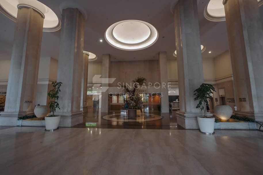 Great World City Office For Rent Singapore 1077