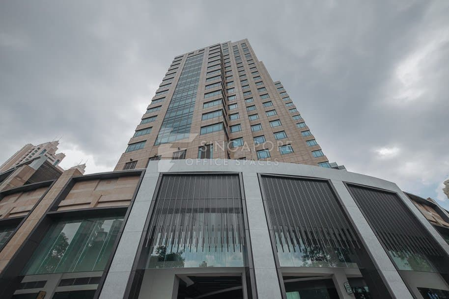 Great World City Office For Rent Singapore 1078
