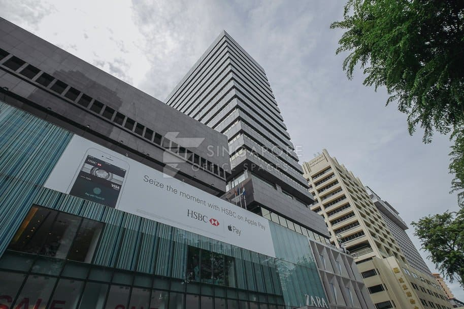 Liat Towers Office For Rent Singapore 242