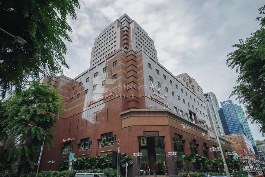 Ngee Ann City Tower Office For Rent Singapore 226