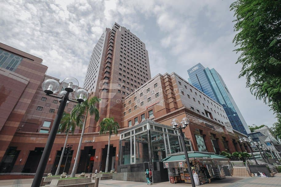 Ngee Ann City Tower Office For Rent Singapore 229
