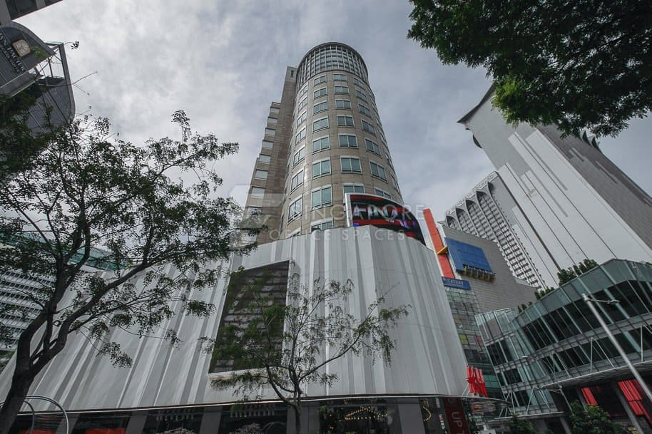 Orchard Building Office For Rent Singapore 222