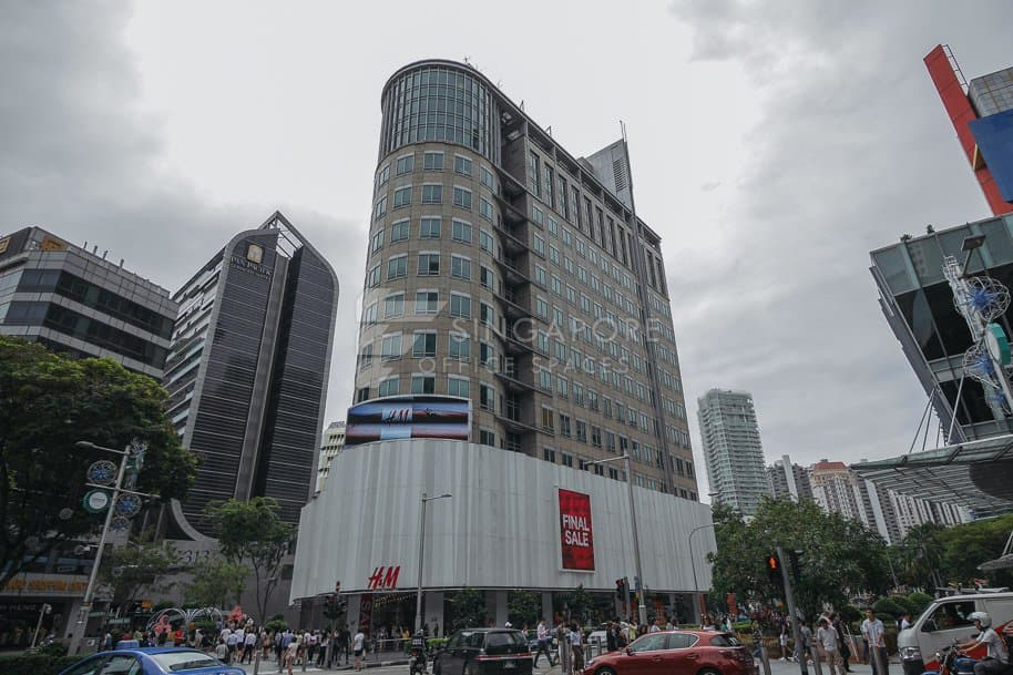 Orchard Building Office For Rent Singapore 289