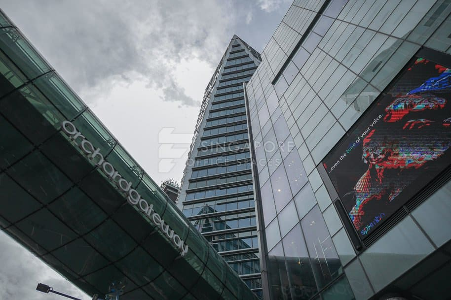 Orchard Gateway Emerald Office For Rent Singapore 217