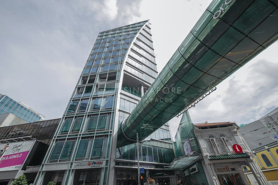 Orchard Gateway Emerald Office For Rent Singapore 218