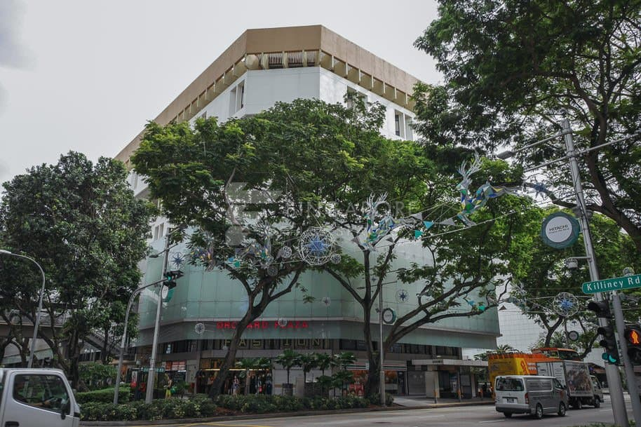 Orchard Plaza Office For Rent Singapore 212