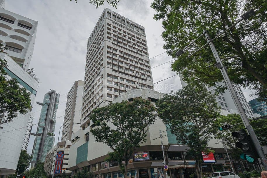 Orchard Towers Office For Rent Singapore 254