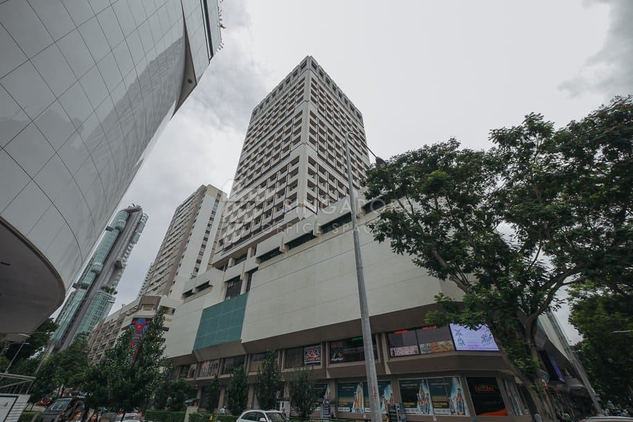 Orchard Towers Office For Rent Singapore 278