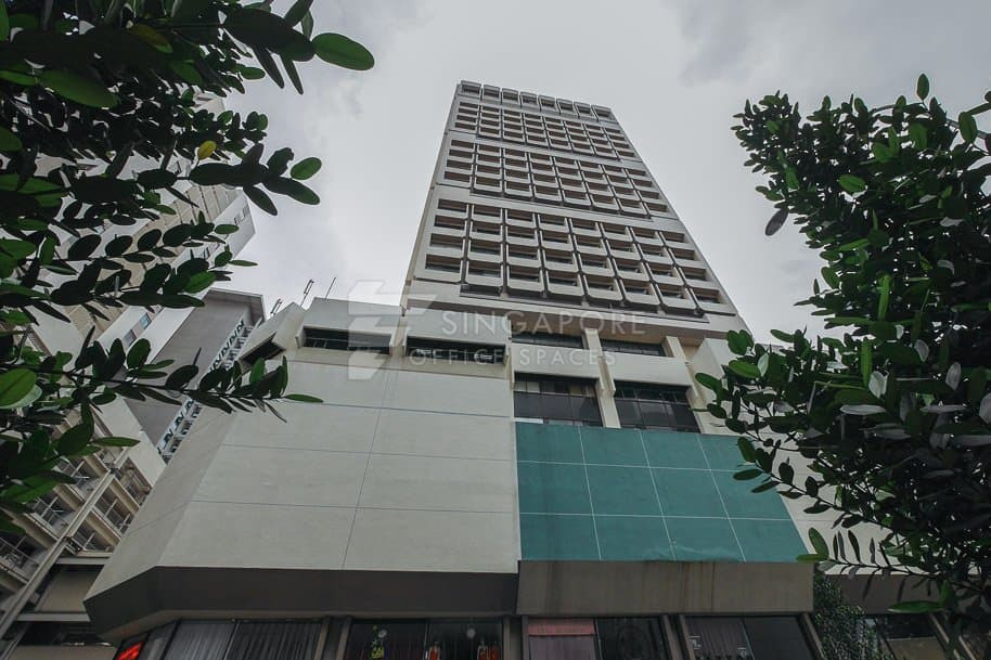 Orchard Towers Office For Rent Singapore 279