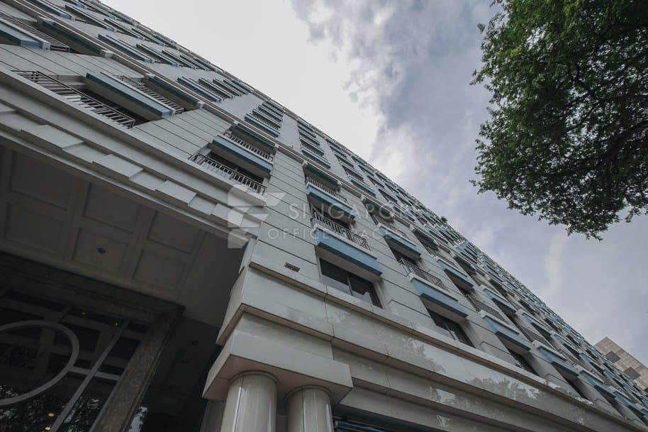 Regency House Office For Rent Singapore 198