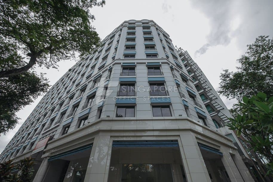 Regency House Office For Rent Singapore 199