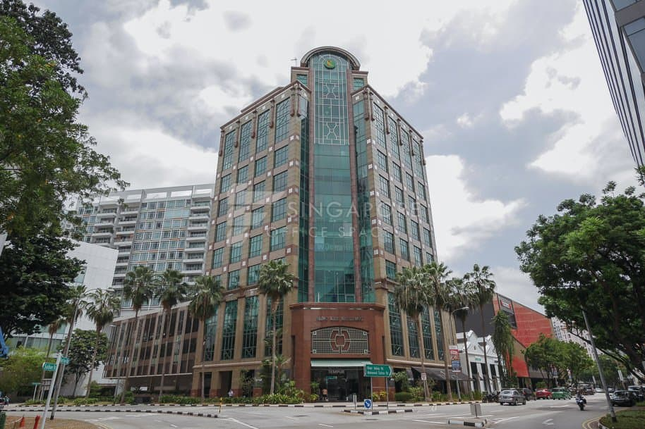 Seng Kee Building Office For Rent Singapore 1002