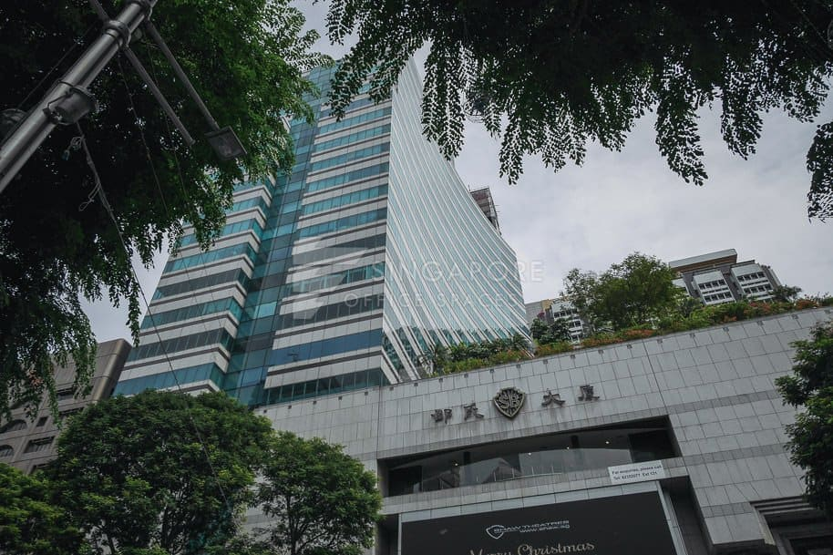 Shaw House Office For Rent Singapore 241