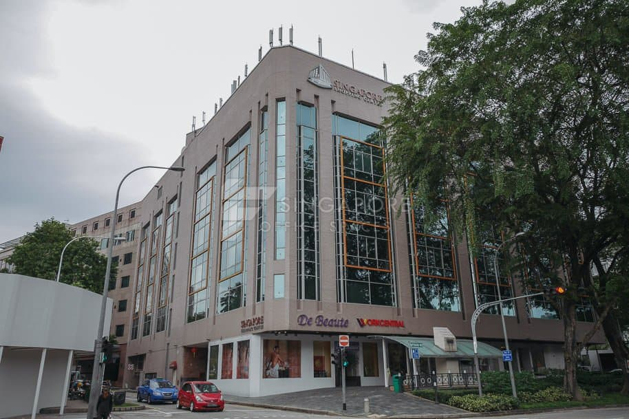 Singapore Shopping Centre Office For Rent Singapore 178