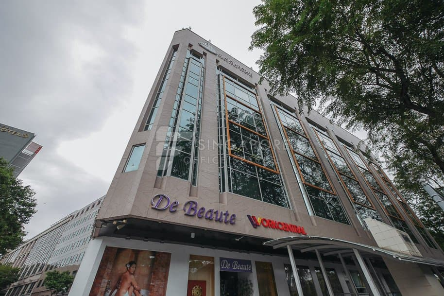Singapore Shopping Centre Office For Rent Singapore 179