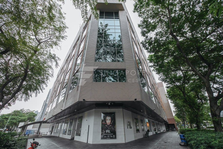 Singapore Shopping Centre Office For Rent Singapore 180