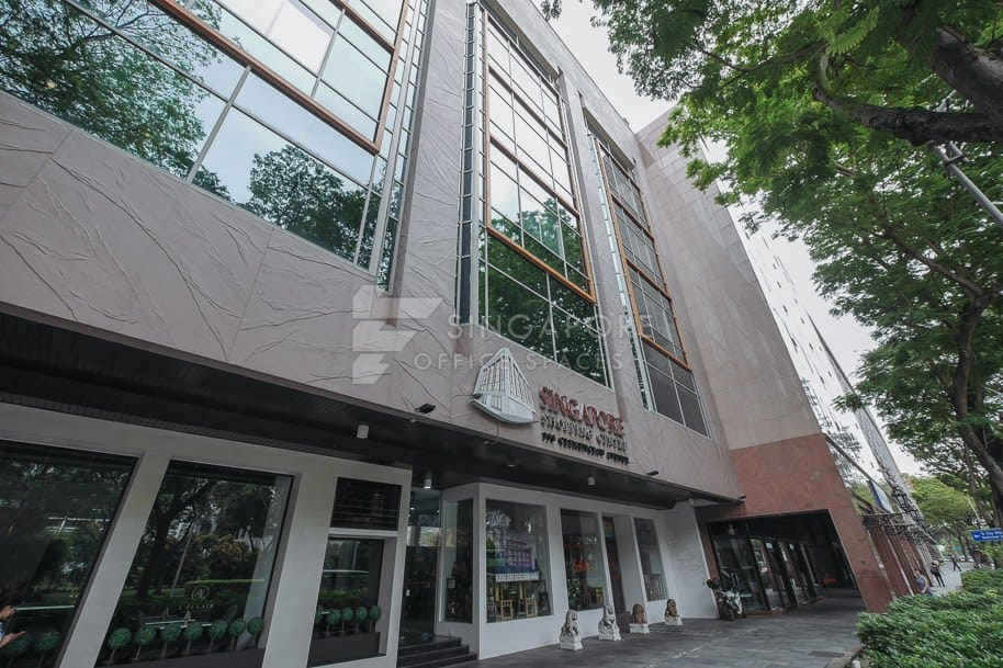 Singapore Shopping Centre Office For Rent Singapore 181