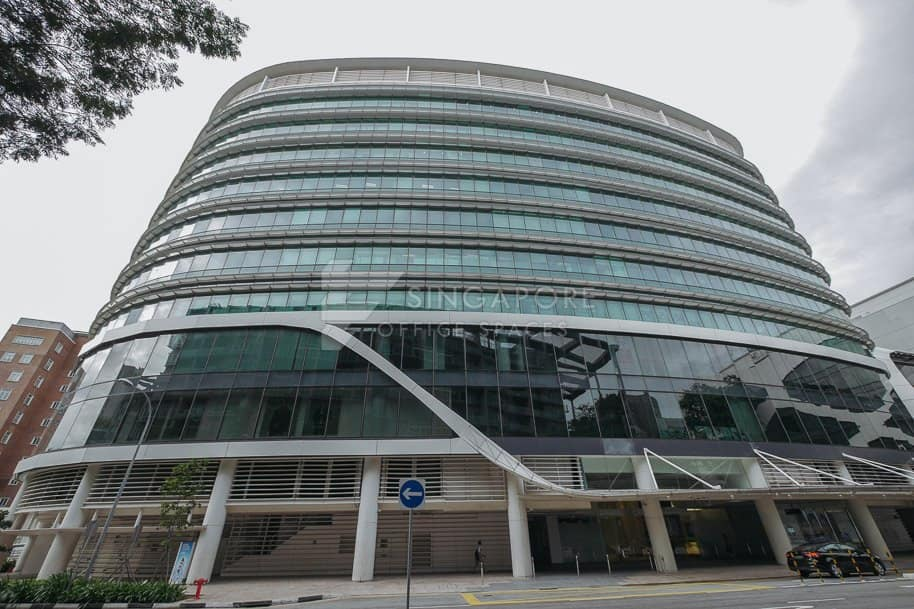 The Atrium Orchard Office For Rent Singapore 166