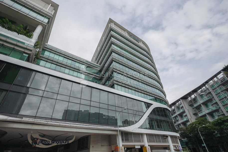 The Atrium Orchard Office For Rent Singapore 169