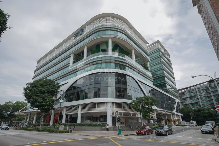 The Atrium Orchard Office For Rent Singapore 174