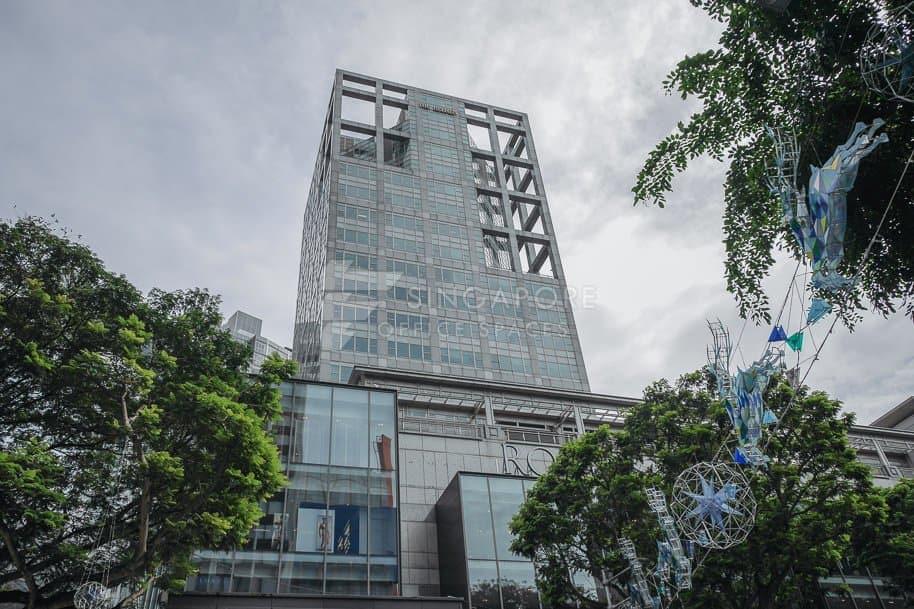The Heeren Office For Rent Singapore 225
