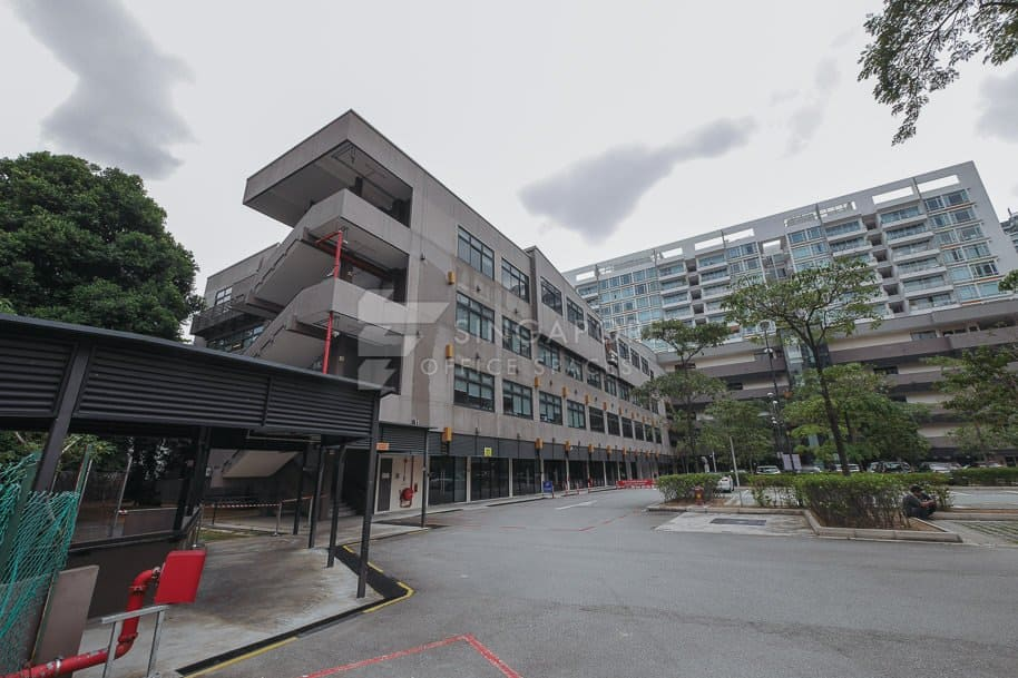 The Herencia Office For Rent Singapore 1013