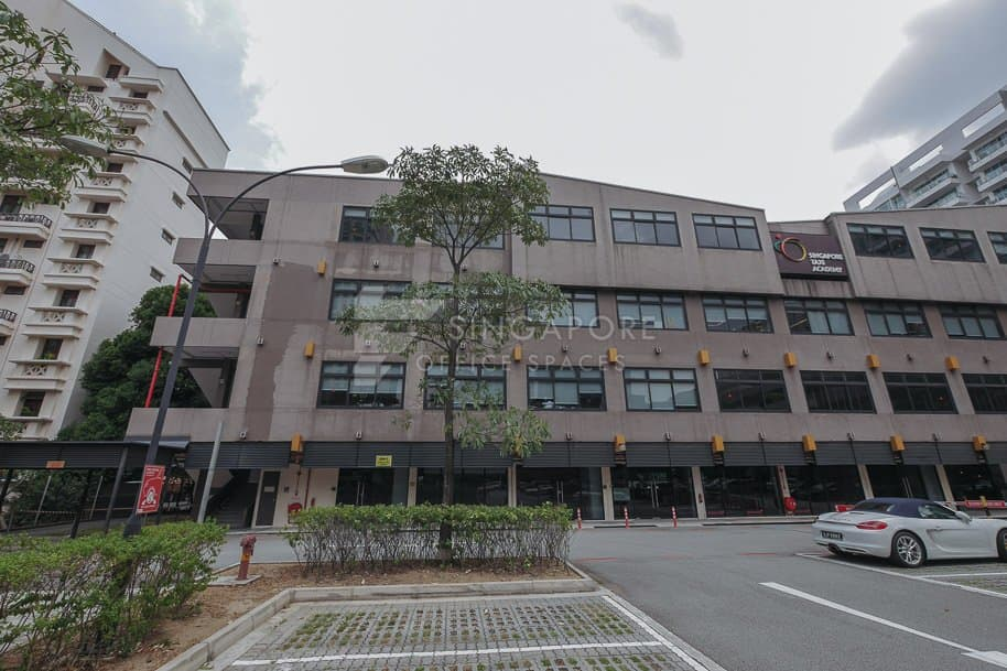 The Herencia Office For Rent Singapore 1015
